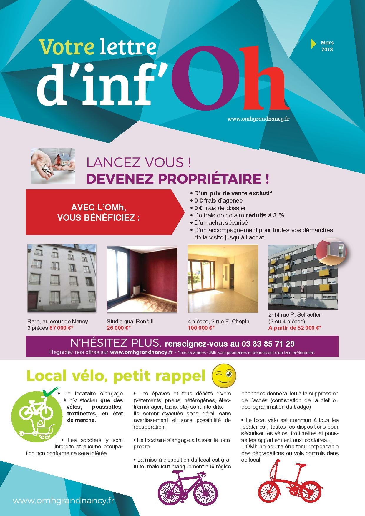 lettre infoh MARS 2018 page 001