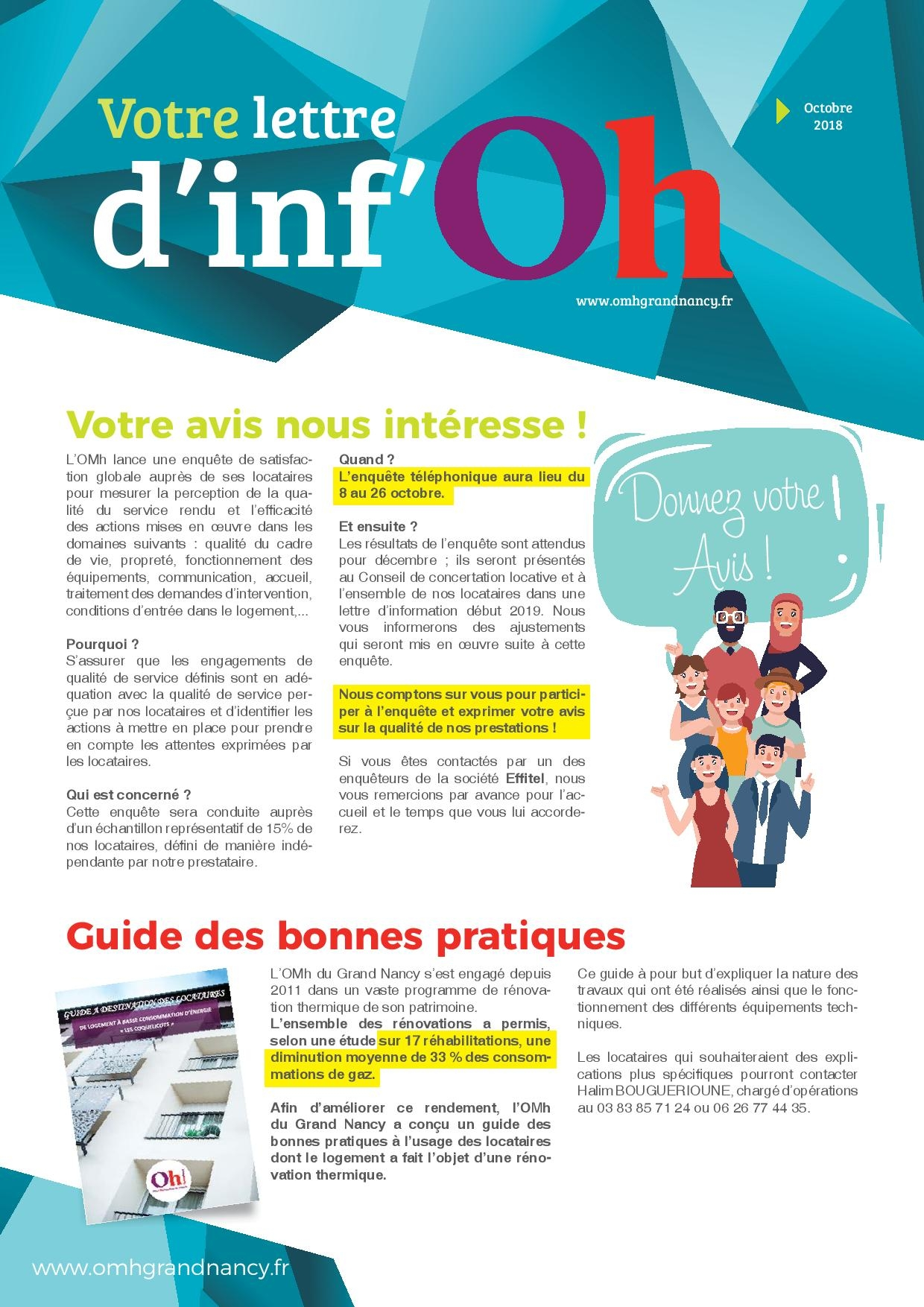 lettre infoh Octo 2018 page 001