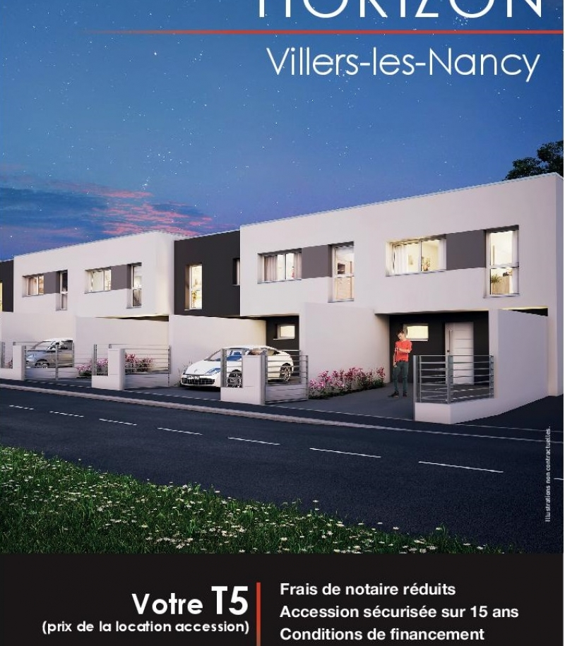 HORIZON - Villers-lès-Nancy